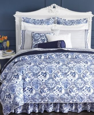 Purchase Lauren Ralph Lauren Palm Harbor Octagonal Comforter Twin