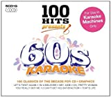 Karaoke: 100 Hits Presents 60's Box set, Karaoke, Import edition by 100 Hits (2010) Audio CD