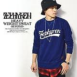 ゼファレン ZEPHYREN HEAVY WEIGHT SWEAT -BEYOND- DENIM M