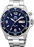 Orient #FEM65002D Men's Blue Mako Stainless Steel 200M Diver Watch