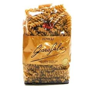 Amazon.com : Fusilli Whole Wheat Pasta 16 Oz : Whole Grain Pasta