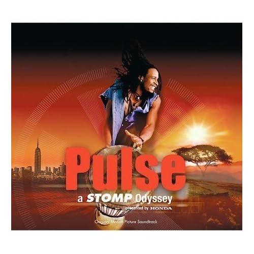 Pulse - A Stomp Odyssey 51Cf-%2Bm7hOL._SS500_