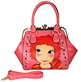 Advika Women's Handbag (Pink, AD603)