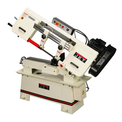 Jet J-7015 8-Inch By 13-Inch 1-1/2-Horsepower 115-Volt Single Phase Horizontal Bandsaw