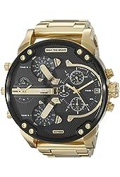 Diesel Men's DZ7333 Mr Daddy 2.0 Stainless Steel Watch