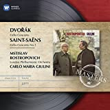 Dvorak & Saint-Saens:Cello Concertos