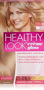 Healthy Look Medium Blonde, Vanilla Crème