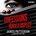Confessions of a Murder Suspect Audiobook by James Patterson, Maxine Paetro Narrated by Emma Galvin