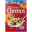 General Mills Cereals Fruity Cheerios Cereal, 12 Ounce