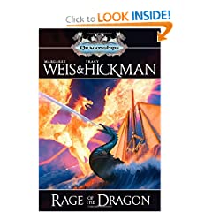 Rage of the Dragon (Dragonships) by Margaret Weis and Tracy Hickman