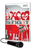echange, troc Disney Sing It: High School Musical 3 Senior Year with Microphone (Wii) [import anglais]