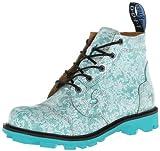 John Fluevog Men's Derby Swirl 6 Hole Ankle Boot