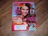 Cosmo Girl, February 2008 issue-Jessica Alba