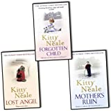 Kitty Neale Kitty Neale 3 Books Collection Pack Set RRP 19.97 (Mother's Ruin, Forgotten Child, Lost Angel)