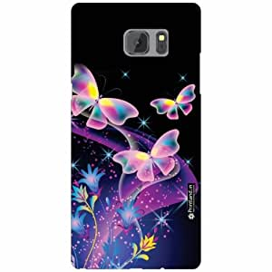 Printland Designer Back Cover for Samsung Galaxy Note7 Case Cover