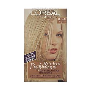 L'Oréal Paris Preference Hair Colour Helsinki