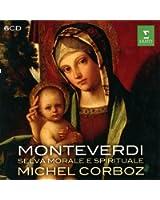 Monteverdi : Selva Morale (Coffret 6 CD)