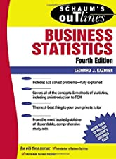 Schaum s Outline of Business Statistics by Leonard Kazmier