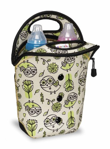 Munchkin Snappy Bottle Tote, Colors May Vary