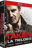 Taken 1 + 2 + 3 : L'intégrale de la saga [Blu-ray]