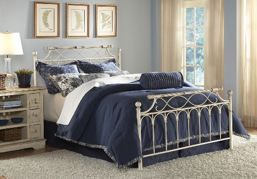 Fashion Bed Group Chester Bed, Crème Brulee, Queen 1