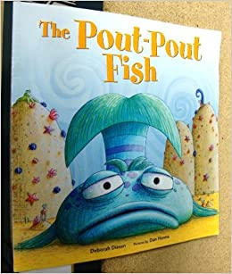 The pout pout fish deborah diesen 9780545201230 amazon for The pout pout fish book