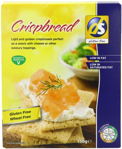 Dietary Specials Crispbread 150 g (Pack of 6)