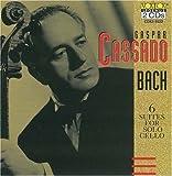 Bach/6 Cellosuiten/Cassado