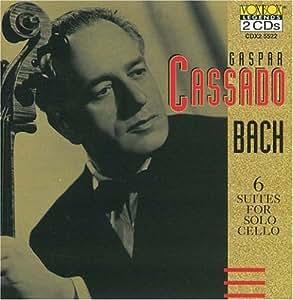 BACH:Complete Solo Cello Suites