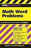img - for CliffsQuickReview Math Word Problems by Anglin, Karen (2004) Paperback book / textbook / text book