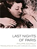 Last Nights Of Paris (1878972057) by Philippe Soupault