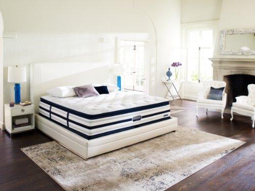 Beautyrest Recharge World Class Manorville Plush Pillow Top Mattress Set, King front-967778