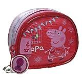 Monedero Pink Peppa Pig