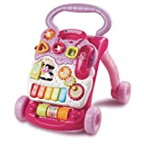 VTech First Steps Baby Walker (Pink)by Vtech