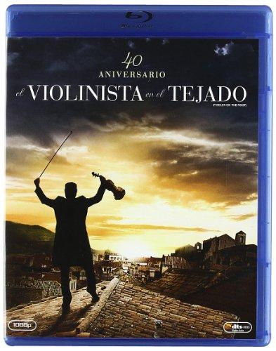 El violinista en el tejado [Blu-ray]