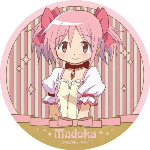 劇場版 魔法少女まどか☆マギカ 缶バッジ 鹿目まどか