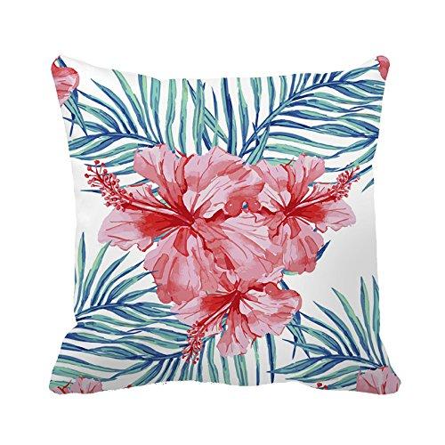 yinggouen-hibisco-decorar-para-un-sofa-funda-de-almohada-cojin-45-x-45-cm