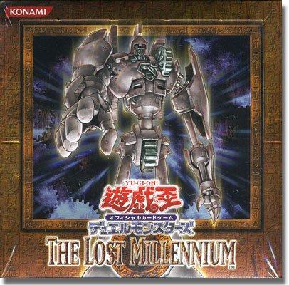 遊戯王 YU-GI-OH THE LOST MILLENNIUM BOX