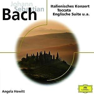 Italienisches Konzert/Toccata/+ (Eloquence)