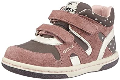 geox b flick girl a chaussures premiers pas b b fille rose stone antique rose 19 eu. Black Bedroom Furniture Sets. Home Design Ideas