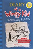 Jeff Kinney Rodrick Rules (Diary of a Wimpy Kid)