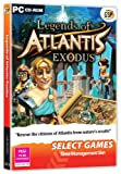 Select Games: Legends of Atlantis Exodus (PC DVD)