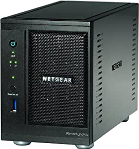 NETGEAR ReadyNAS Ultra 2 Plus (Diskless) Network Attached Storage RNDP200U