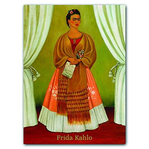 Frida Kahlo (Notecard Boxes)