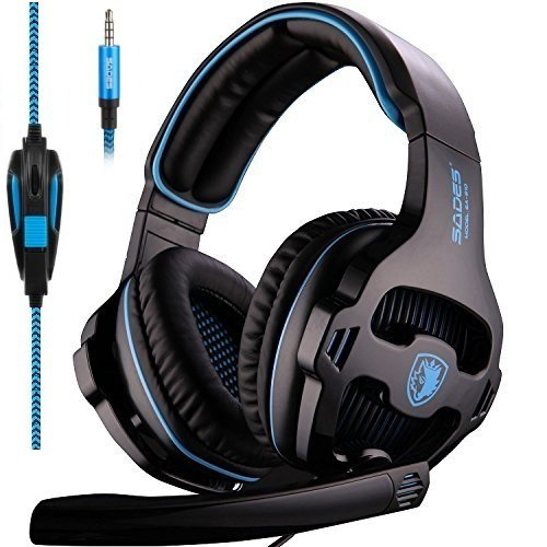 Sades Over Ear Xbox One Headset