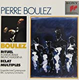 Pierre Boulez: Rituel / Eclat / Multiples - Ensemble InterContemporain / BBC Symphony Orchestra