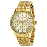 Michael Kors Ritz Chronograph Gold-Tone Ladies Watch MK5676
