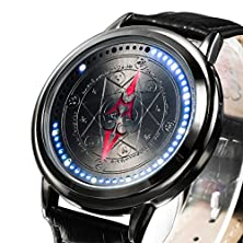 buy Fate Stay Anime Night Cool Led Watch Anime Touch Screen Watch