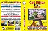 Good Cat Sitter DVD Trilogy – Vol 1, Vol 2 and Vol 3 ➧