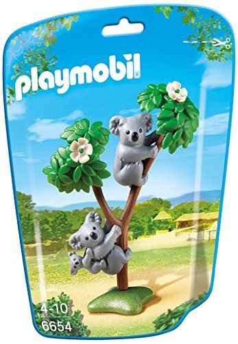 PLAYMOBIL Koala Family Building Kit - 1